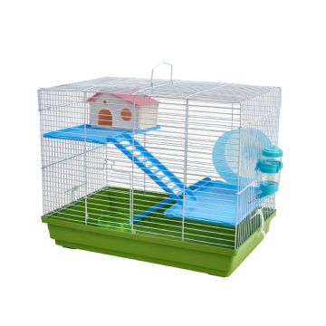 Pet Ting Green Sunflower Rodent Cage